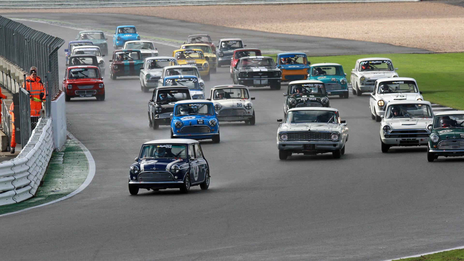 HRSR Silverstone