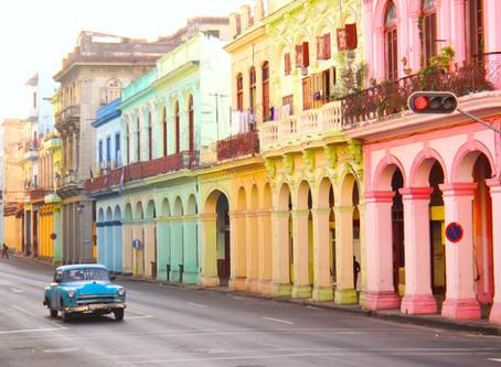 It was a hot summer in Havana