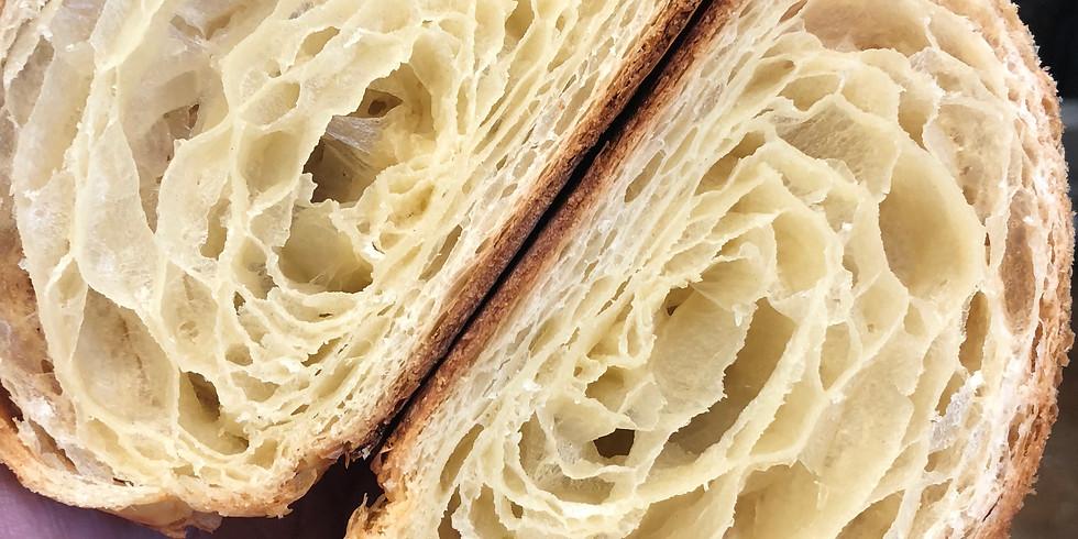 Dough Lamination (Croissants)