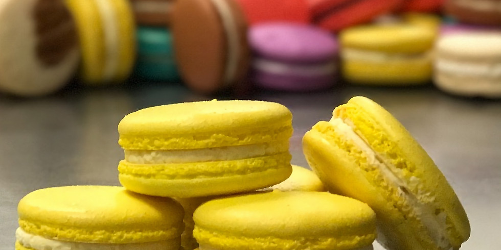 French Macaron Class