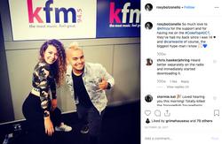 Roxy Bolzonello KFM 1