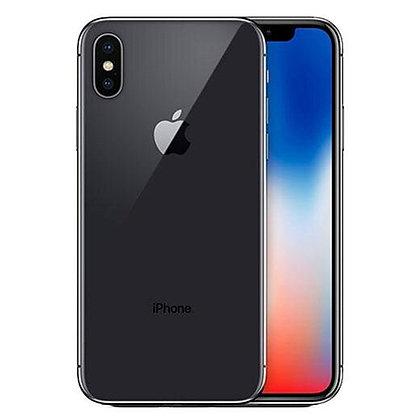 Εκθεσιακό Μεταχειρισμένο  iPhone X 64gb Μαύρο