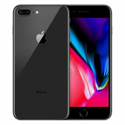 Εκθεσιακό Μεταχειρισμένο  iPhone 8 Plus 64gb μαύρο