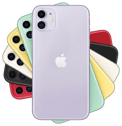 Εκθεσιακό Μεταχειρισμένο iPhone 11 128 gb