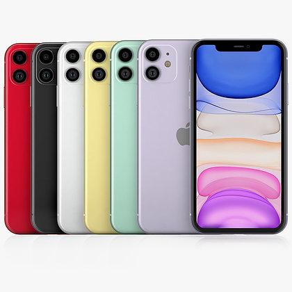Μεταχειρισμένο Εκθεσιακό iPhone 11 64gb