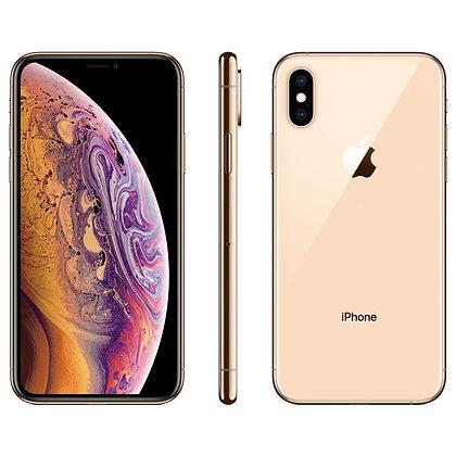Μεταχειρισμένο Εκθεσιακό iPhone Xs 64gb χρυσό