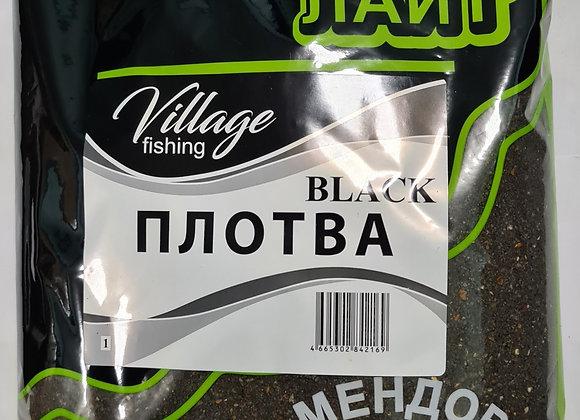 Прикормка Лайт Black Плотва (печенье) 0,9кг.