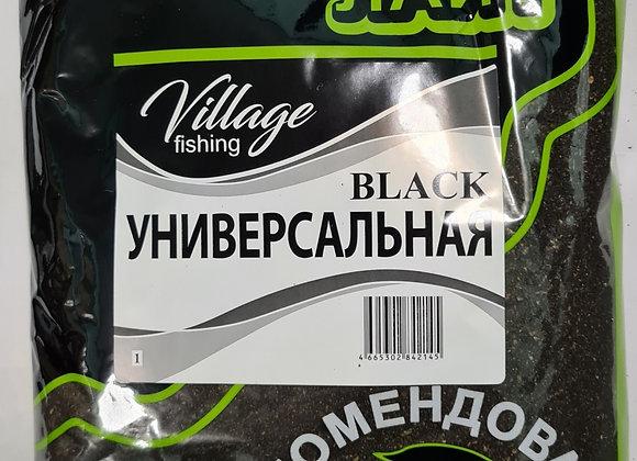 Прикормка Лайт Black Универсальная (пряный) 0,9кг.
