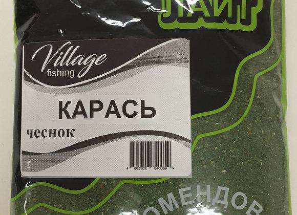 Прикормка Лайт Карась Чеснок 0,9кг