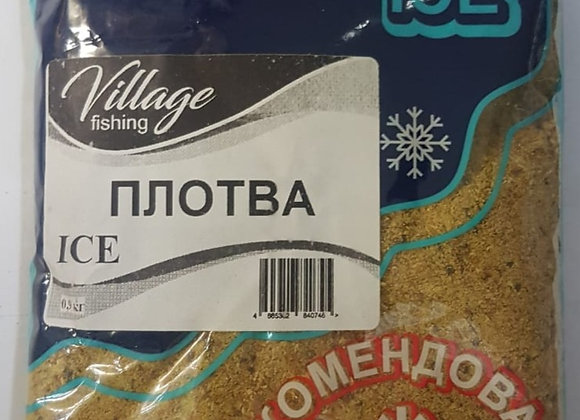 Прикормка ICE Плотва 0,9кг.