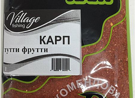 Прикормка Лайт Карп Тутти-Фрутти 0,9кг