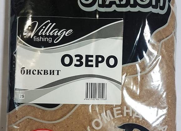 Прикормка Эталон SPORT Озеро Бисквит 0,9кг.