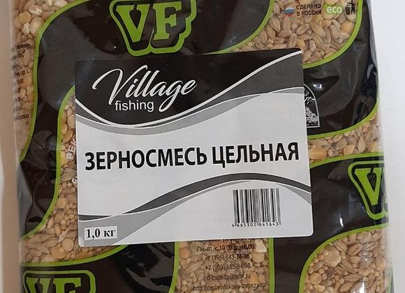 Зерносмесь цельная 1кг.