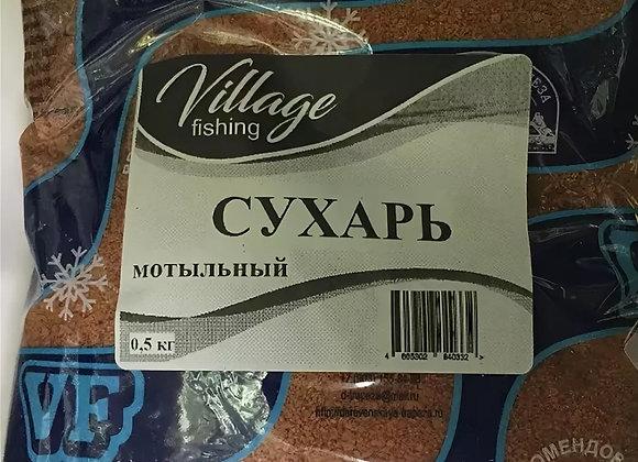 Сухарь мотыльный (красный) 0,5кг.