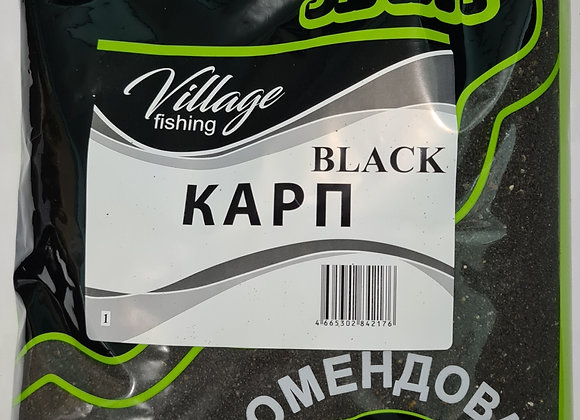 Прикормка Лайт Black Карп (тутти-фрутти) 0,9кг.