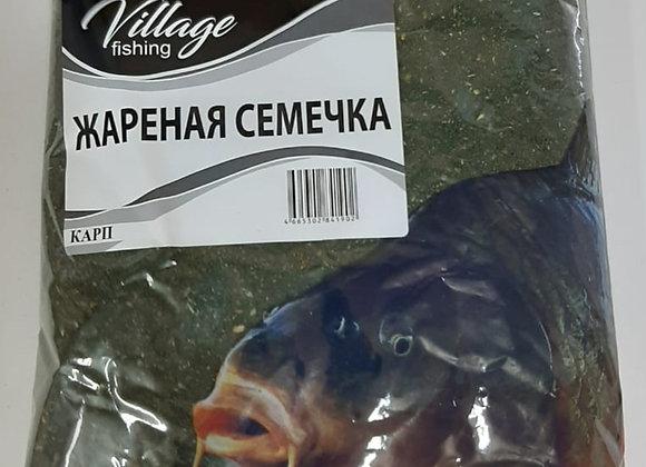 Прикормка Карп Жареная семечка 0,9кг.