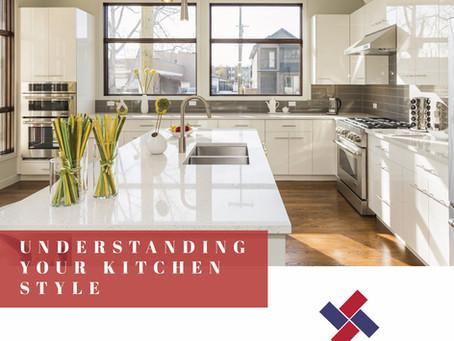 Understanding your kitchen style