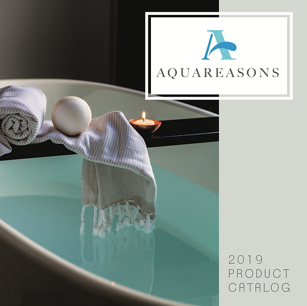 Aquareasons 2019 Catalog