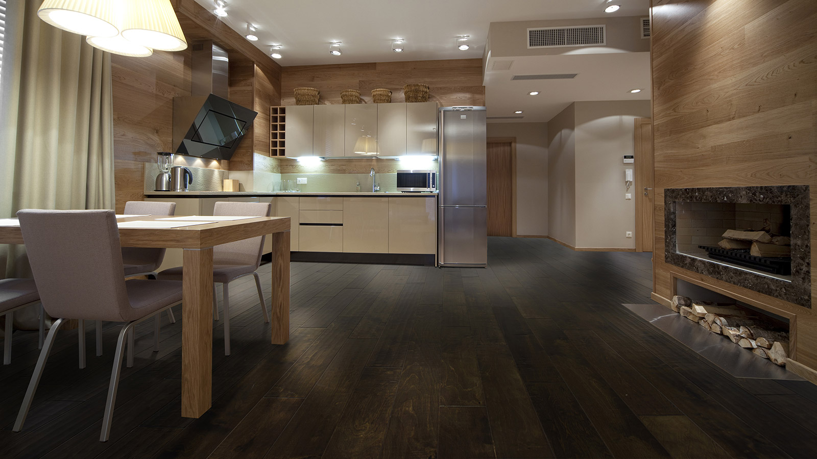 Birch Truffle - Engineered Wood