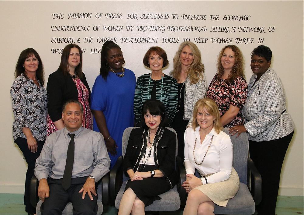 2017-2018 Dress for Success SW Florida Board of Directors