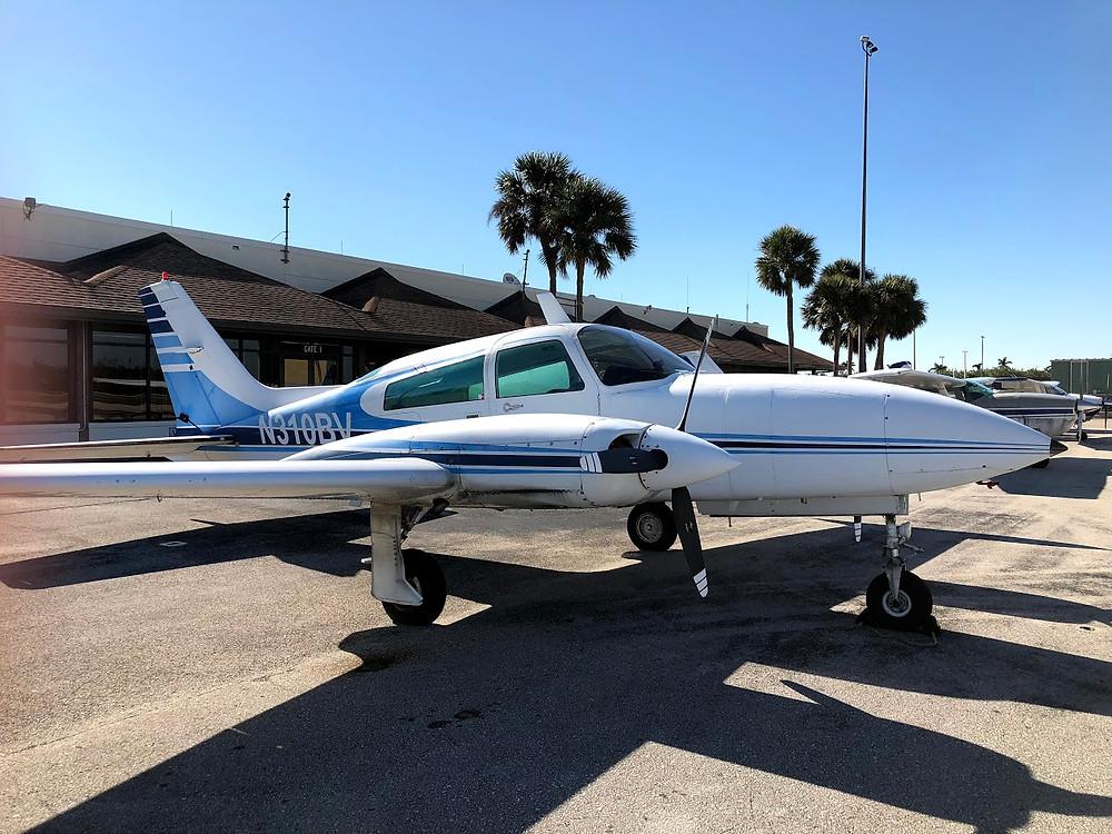 Exec Air Cessna 310