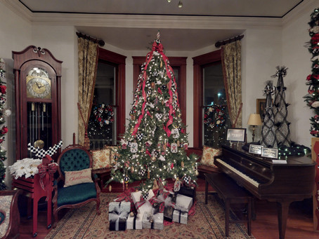 3D Interspace Solutions donates 3D Virtual Tour of festive Holiday House for third year