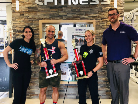 Anytime Fitness College Parkway Raises $6K with 9/11 Push-Up Challenge to Benefit Tunnel to Towers F