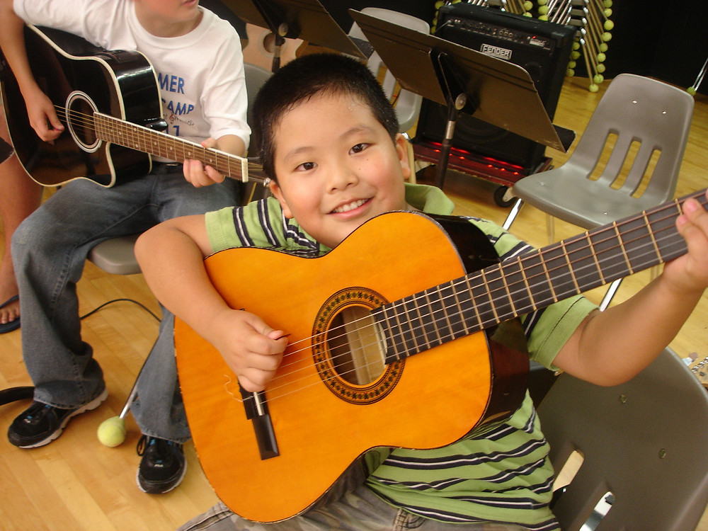 The Music Foundation Summer Music Camp