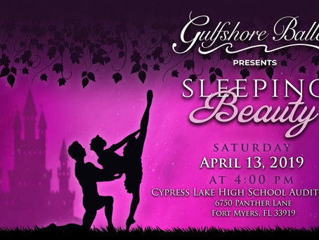 Gulfshore Ballet to perform Sleeping Beauty