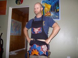 Men's apron
