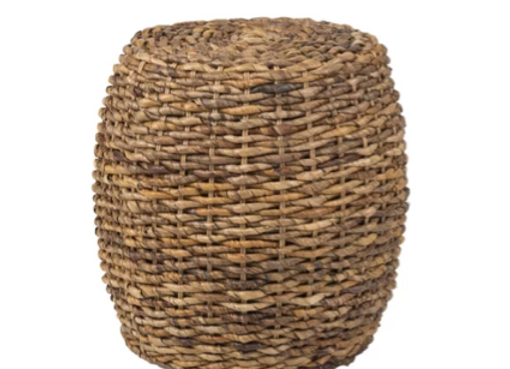 Amelie Wicker Stool