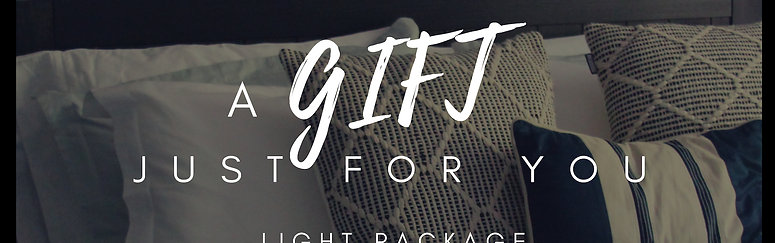 Gift Certificate - Light Package