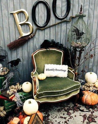 From Tacky to Tasteful: 5 Fabulous Halloween Decor Ideas