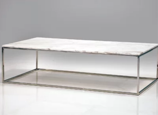 Beverly Marble Coffee Table