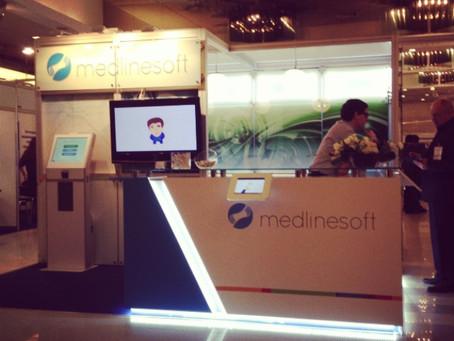 """Мы приняли участие в в выставке """"Информационные технологии в медицине - 2013"""""""