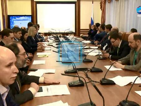 Создание электронной медицинской карты обсудили в Совете Федерации 08 декабря 2015