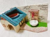 青い屋根のお家★庭付き