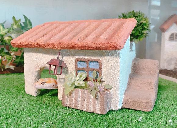 オレンジ屋根のランタンハウス☆ウェットシェルター