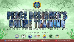 PEACE DESIGNER