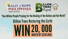BILLION TREES PROJECT