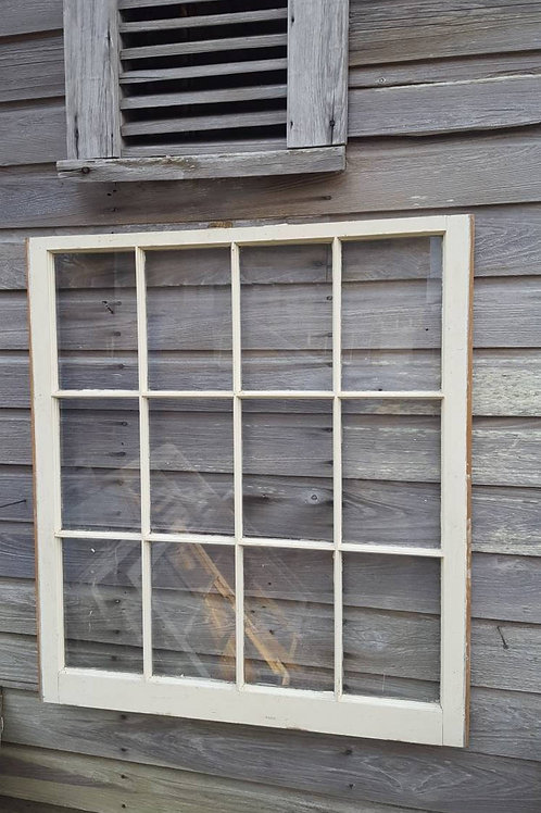 Antique Window Frames