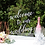 Thumbnail: Script Wedding Signs
