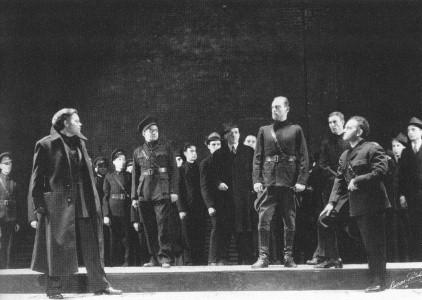 1937 production of Orson Welles' Julius Caesar