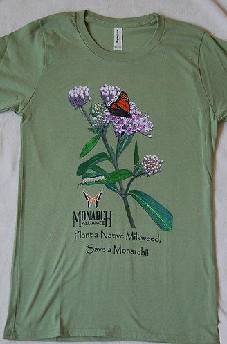 Swamp Milkweed (TMA) - Avocado