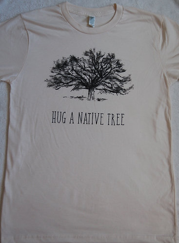 Hug A Native Tree - Natural