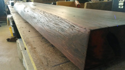 Finished large timber base