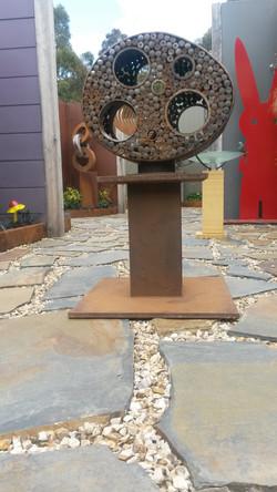 Steel Plinth