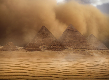 Great Pyramid Astral Trip with Astral Journey Group