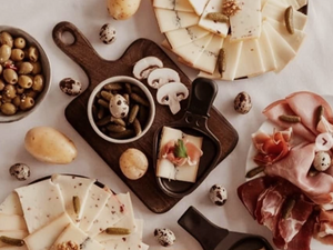 Raclette nights at the Pavillon Puebla