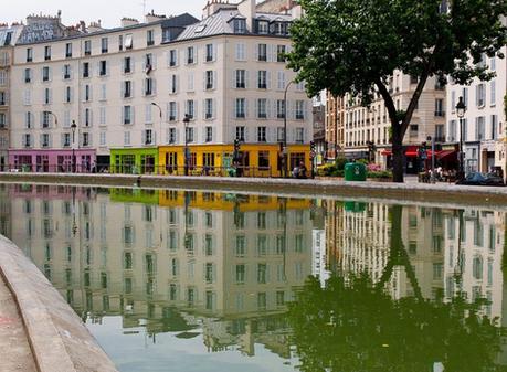 The Canal Saint-Martin will become pedestrian